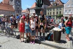 Lauingen Triathlon: 22.06.2014
