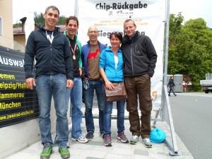 Das Team Donau-Ries hat den Glocknerkönig bezwungen!