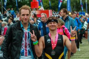 You are an Ironman! Harburger Eisenmänner im Züricher Zielbereich