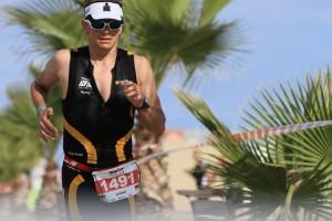 Eine souveräne Renneinteilung zeigte sich auch auf der Laufstrecke