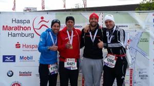 20160419 Hamburg Marathon